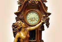 Clocks / by Cheryl Jackson