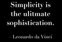 Philosophy / Quotes