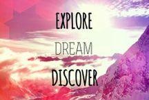 Explore, Dream, Discover / www.yourcoachplus.com