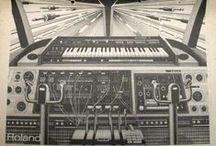 // sonic / Everything synth, modular, gear, analog, digital, music, sound design, media production