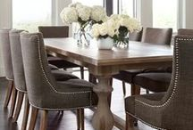 Dining | Entertainment Space Inspiration