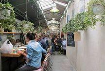 Cool spots in Paris