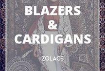 Blazers & Cardigans