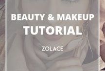 Beauty & Makeup Tutorial / Makeup tips and tricks for the everyday girl. You get free #beauty and #makeup #tips here that we found useful.  Please follow our board and send us your thoughts! #solekan #pengantin