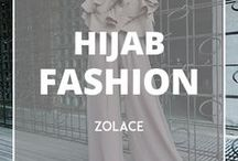 Hijab Fashion / Creative visions, attractive, stunning hijabi fashion we're being inspired by daily. Follow this board discover beautiful & delightful hijab outfits we ♥