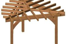 Projects to Try / Pergolas