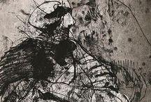 Drawings/paintings/sketches