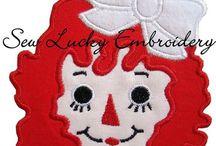 Embroidery / Machine