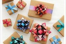 Present wrapping / Wrapping ideas