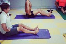 Hypopressives exercises / Hypopressives hipopresivos fitness abdominals yoga exercise