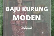 Baju Kurung Moden / View a collection of baju kurung moden that we <3