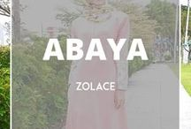 Abaya / A collection for Jubah and Abaya lovers