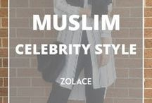 Muslim Celebrity Style / Inspirations from celeb trendsetters