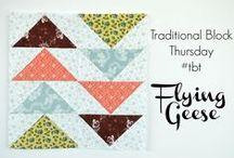 Traditional Block Thursday