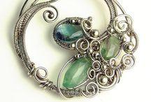 Wire Jewelry / Wire ideas