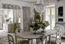 Dining Spaces / Dining rooms