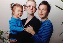 Fotografía: Two mothers / Exposición de fotos vista en el ayuntamiento de Helsinki en marzo 2015