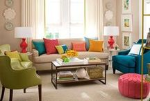 Dreamy Living Rooms