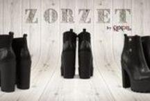 Zorzet || 35,00€ / Tracksole Zorzet, 35,00€, Ύψος: 24εκ, Υλικό: Τεχινόδερμα, Νο: 36-41, Φόρμα: Κανονική #tracksole #boots #ankle #fashion #shoes