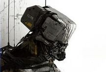Mech/Cyborg/Armor/Robot