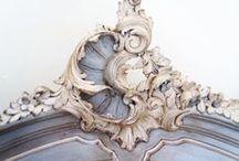 Love of Rococo / Art, Rococo, Watteau, Fragnonard, Boucher, French Art