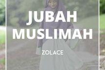 Jubah Muslimah / Jubah Muslimah