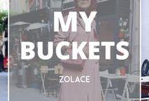 My Buckets