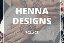 Henna Designs / Henna Designs