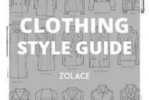 Clothing Style Guide