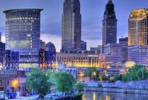 Cleveland ohio, my home / by Sherry Breznicki