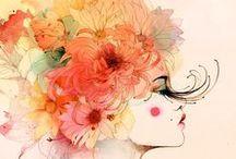 Pretty Girl / Feminilidade que encanta os olhos