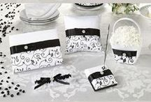 Wedding Collections / Wedding accessory collections that include the necessities that help make your wedding a success.