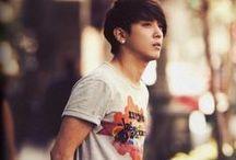 Korean Boys / Typical Korean Celebrities (Boys). Handsome. Cute. Adorable.