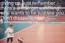 Volleyball is life <3