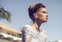 Nurit Hen 2014 wedding collection / wedding gowns, tailor made using luxurious state of the art fabrics.