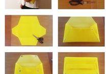 Cómo lo hago - Bolsos y complementos / Proyectos DIY de bolsos, accesorios y complementos. Visita Cómo lo hago - Blog DIY