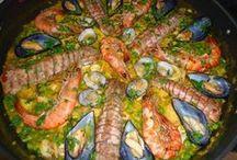 "Cucina ""Crostacei, Molluschi e Pesci"""