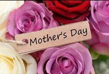 WONDERFUL MOMS / CELEBRATING ALL MOMS AROUND THE WORLD...please pin your mom's pic's here...MOTHER's DAY EVERY DAY.....no ads please