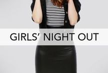 GIRLS NIGHT OUT / #GNO