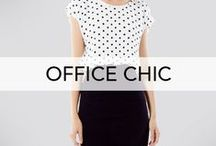 OFFICE CHIC / Look professional, cute, & chic with our perfect office collection at affordable prices (even better)!