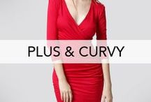 PLUS + CURVY / Designed with you in mind for a perfect fit!
