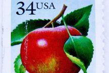 postal stamps / by Ram Ram
