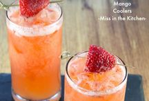 Summer drinks / Cool refreshing drinks