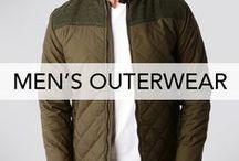 MEN'S OUTERWEAR / MENS OUTERWEAR