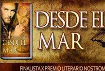 Desde el mar. Un libro de Cristina Selva / Desde el Mar es una novela romántica y de aventuras de Cristina Selva. Más en cristinaselva.com