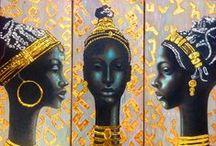 ~ AFRICAN ART ~