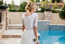 Wedding Dresses with Sleeves / by Wedding Wonders