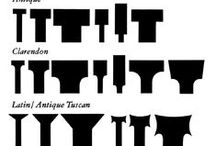 TYPOGRAPHY / typografia