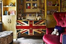Union Jack / I'm an English girl who loves her flag.