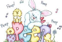 all things Easter / by Pamela O'Neal